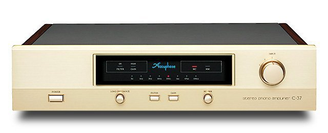 Element Acoustics is now authorized dealer of Accuphase