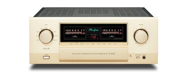 Accuphase E-650